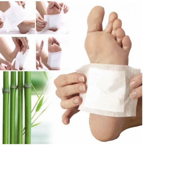 Set 50 plasturi cu turmalina pentru detoxifiere