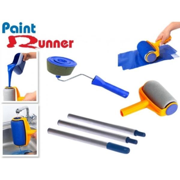 Trafalet cu rezervor si accesorii incluse Paint Runner