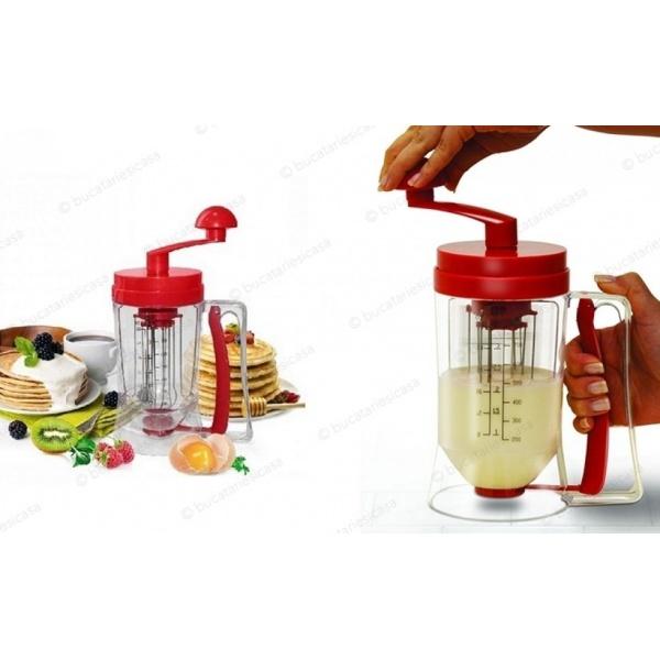 Aparat multifunctional pentru preparat clatite si prajituri