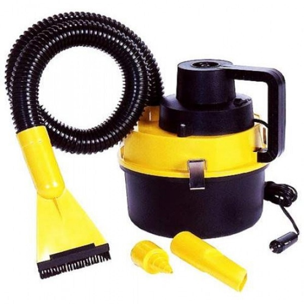 Mentineti curatenia in masina cu aspiratorul auto