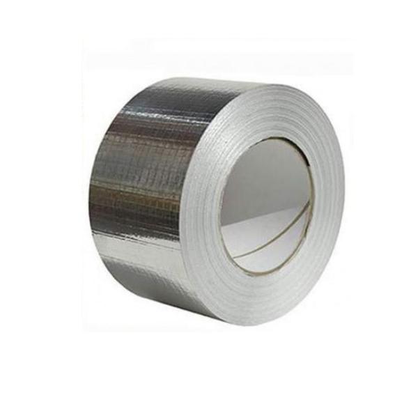 Banda adeziva izolatoare din aluminiu 10 cm x 5 m