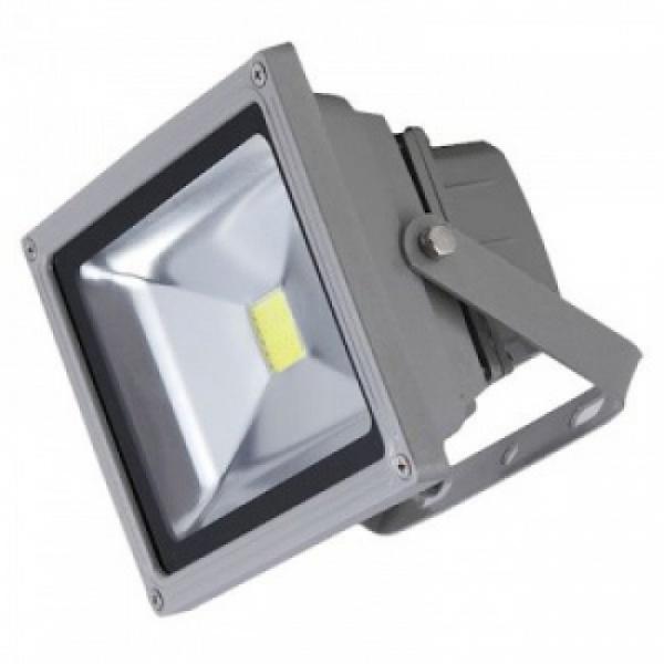 Proiector LED 20W, multifunctional, din aluminiu de inalta rezistenta pentru interior- exterior