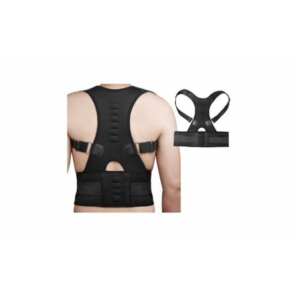 Centura pentru corectarea posturii spatelui, cu magneti