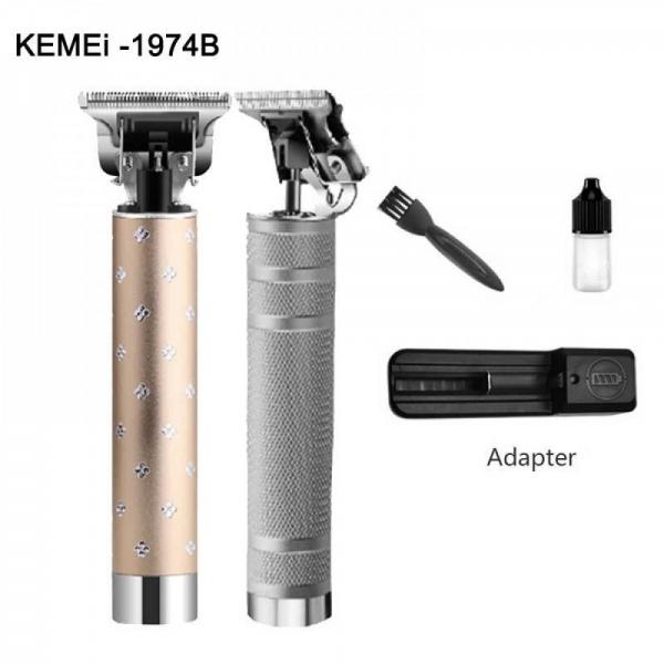 Trimmer pentru conturare si detaliere, Kemei KM 1974B