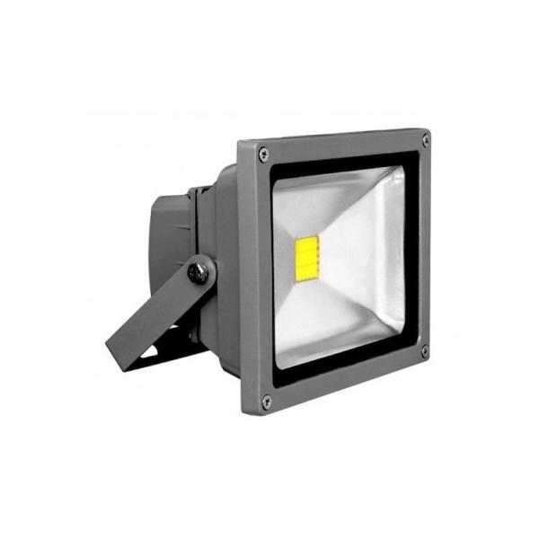 Proiector LED din aluminiu pentru interior/ exterior
