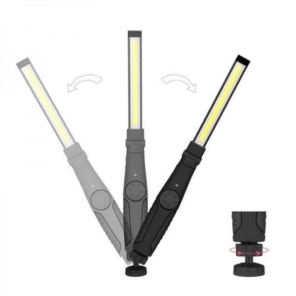 Lampa de lucru RT55 cu baza magnetica si incarcare USB