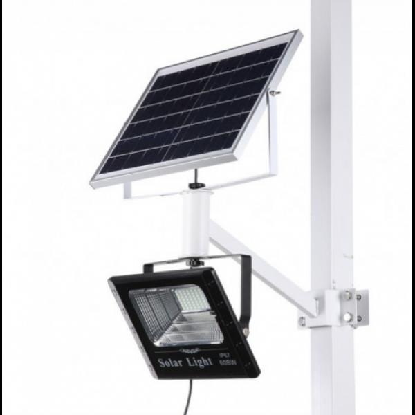 Proiector 200w, Panou Solar si Telecomanda cu functii multiple