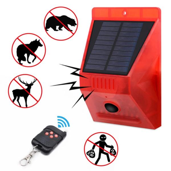 Alarma pentru solar